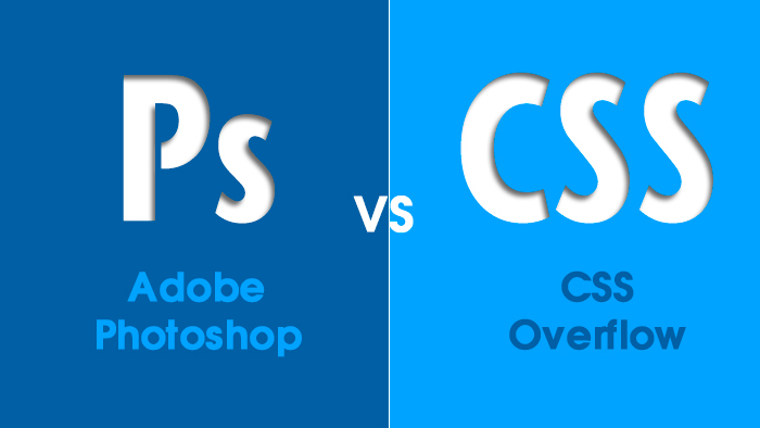 photoshop and css overflow cover